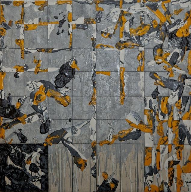 Sigfredo Chacón, 'Pintura Académica Intervendia #7', 1996, Mana Contemporary