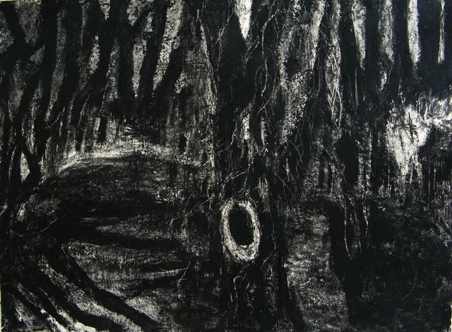 , 'Silver Birch,' 2008, Fountain Street