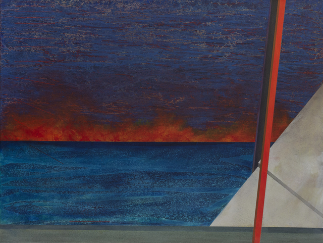 Jaime Romano, 'Augurios 4 ', 2020, Painting, Acrylic on canvas, Biaggi & Faure Fine Art