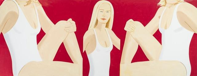 Alex Katz, 'Coca Cola 26', 2018, Galerie Thaddaeus Ropac