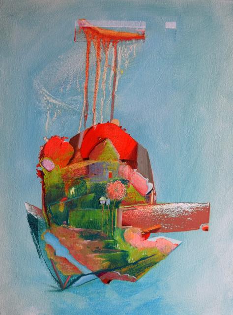 , 'Hommage To Simon Bening,' 2016, Abode