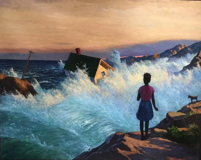 Mark Beck, 'White Water', 2017, Patricia Rovzar Gallery