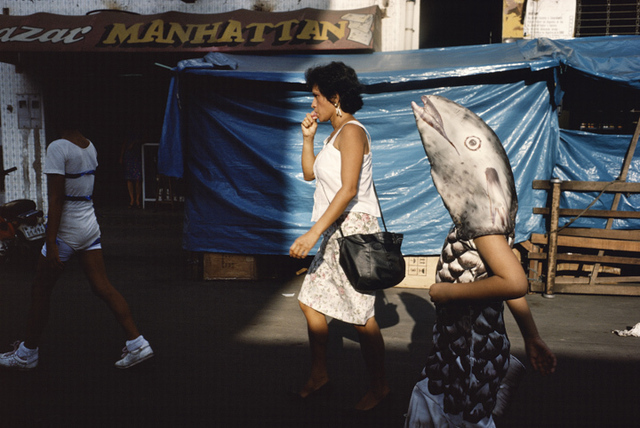 Alex Webb, 'Iquitos Festival, Peru From the Series: Amazon', 1993, Robert Mann Gallery