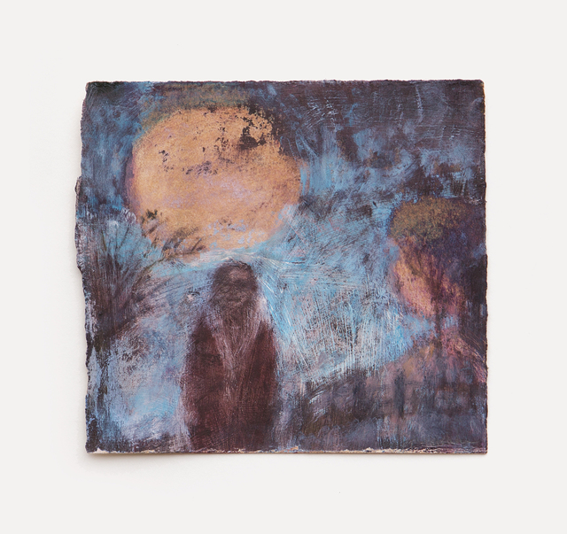 , 'The Two Moons,' 2017-2018, Anima-Mundi