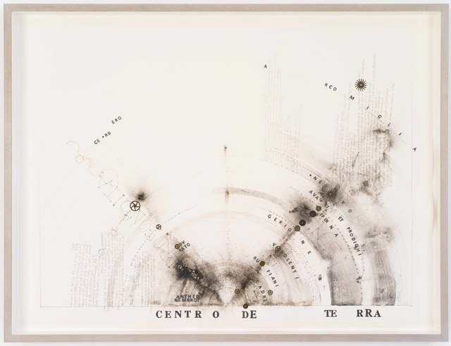, 'Centro terra,' 2016, Galerie Nathalie Obadia