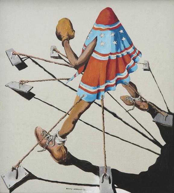 , 'Sexism Study $15,' 1973, Michael Rosenfeld Gallery