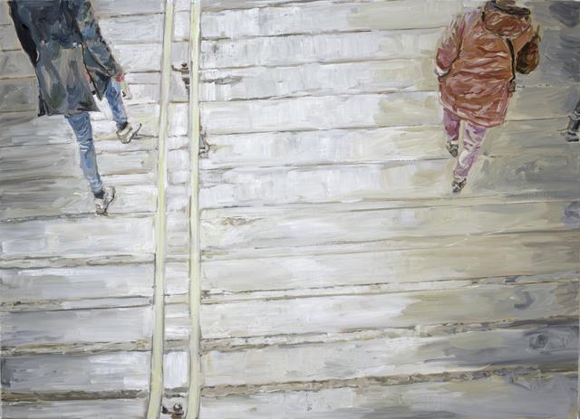 , 'Victoire,' 2016, Transit