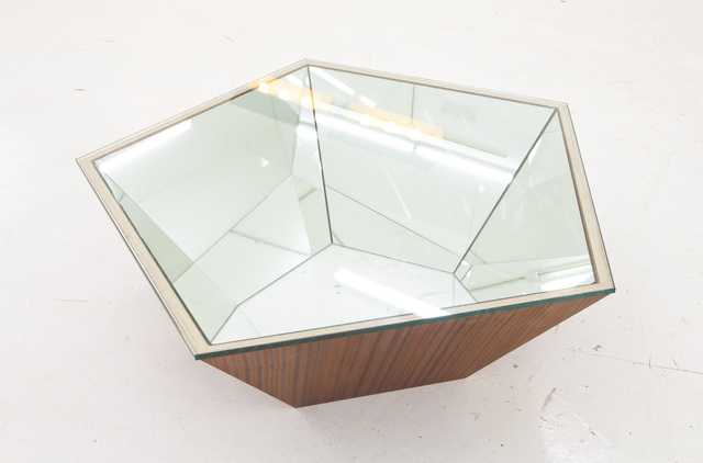 , 'Platonic Coffee Table (Large),' 2012, Nina Johnson