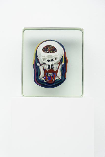 , 'Untitled Skull 12,' 2015, Richard Heller Gallery