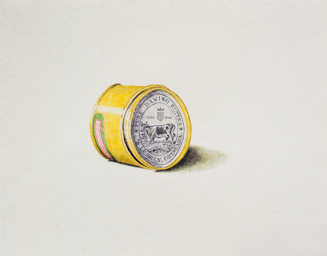 , 'Danish Butter Can,' 1972, Allan Stone Projects