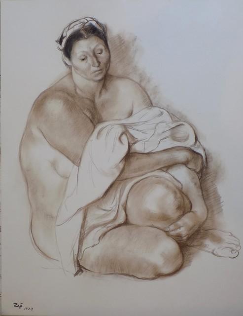 , 'Mujer con Pano,' 1973, Stern Fine Art