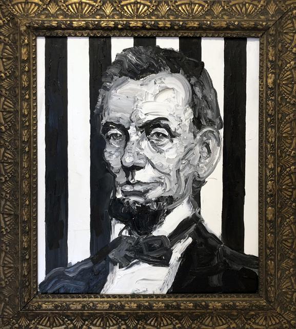 , 'Abe Lincoln,' 2019, DTR Modern Galleries