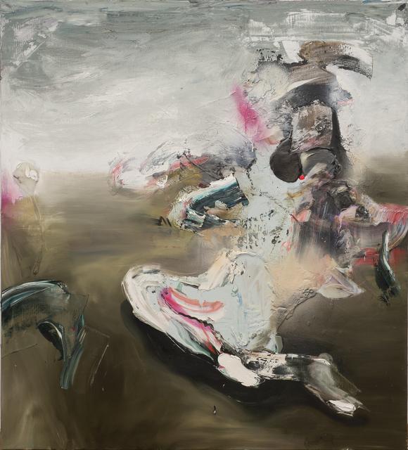 Viljami Heinonen, 'Prayer for the Afflicted', 2021, Painting, Oil on canvas, MAKASIINI CONTEMPORARY