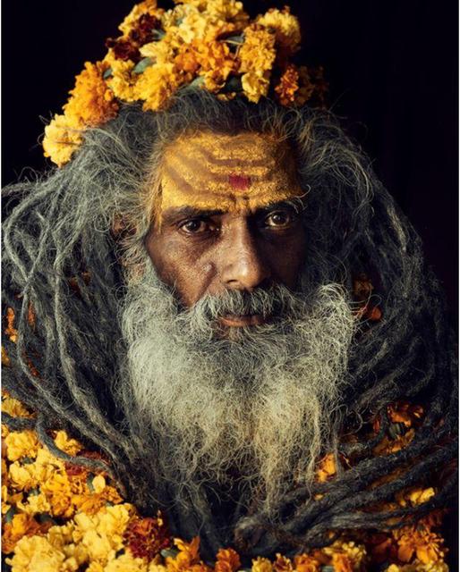 , 'XXIV 7, Sadhu, Haridwar, India,' 2016, Atlas Gallery