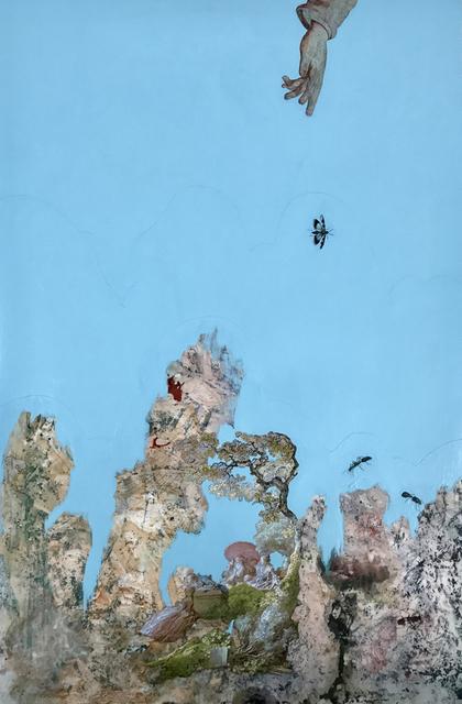 , 'Chinoiserie,' 2017, George Billis Gallery