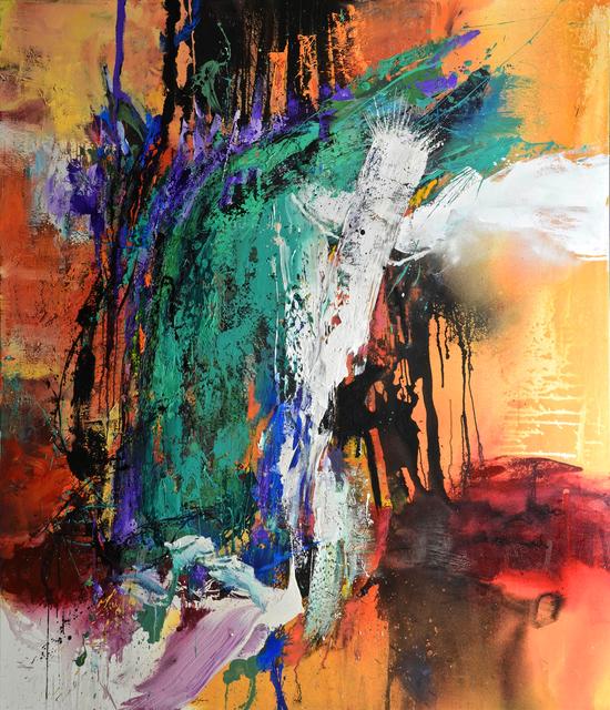 Jean-Pierre Lafrance, 'Champagne', 2016, Thompson Landry Gallery