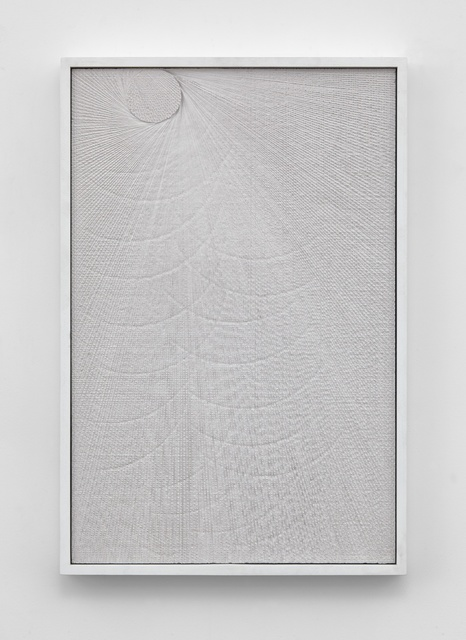 Anthony Pearson, 'Untitled (Etched Plaster)', 2015, Shane Campbell Gallery