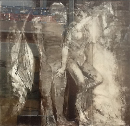 Waldemar Mitrowski, 'Couple', Seager Gray Gallery