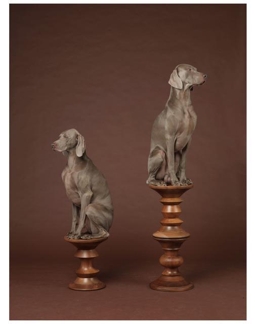 , 'Pawns (Edition 2/7),' 2015, Patrick De Brock Gallery