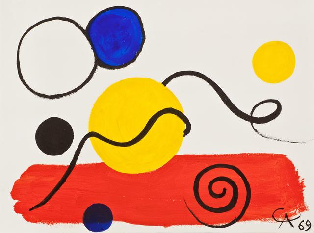 , 'Untitled,' 1969, Mayoral Galeria d'Art
