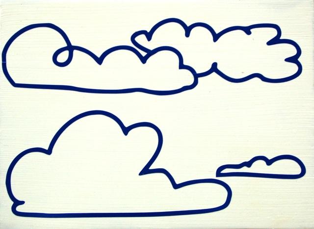 Ethel Shipton, '7 (The Cloud Series)', 2019, Ruiz-Healy Art