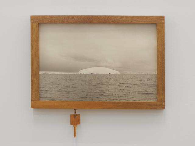 Will Rogan, 'Buls Island', 2018, Photography, Gelatin silver print, wood, Altman Siegel