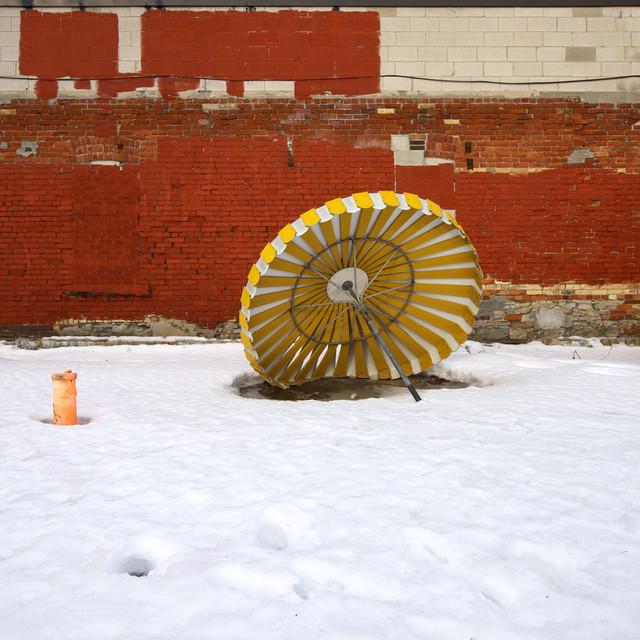 Chris Shepherd, 'Umbrella - Dundas West at Indian Grove', 2014, Bau-Xi Gallery