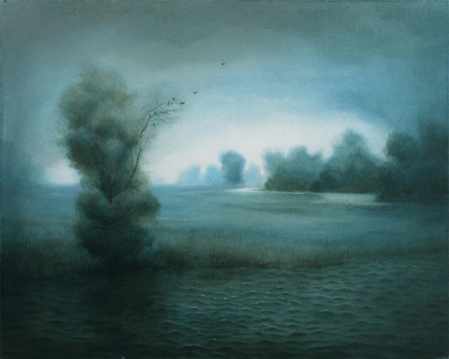 , 'Long Journey Home,' , Davis Gallery & Framing