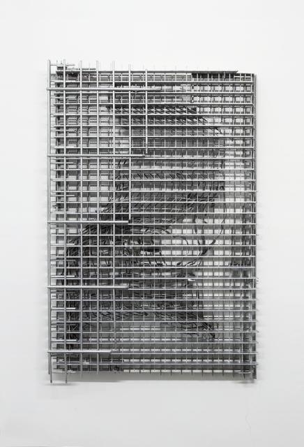 , 'Metal Poem Vol. 9,' 2018, Galerie Elisabeth & Klaus Thoman