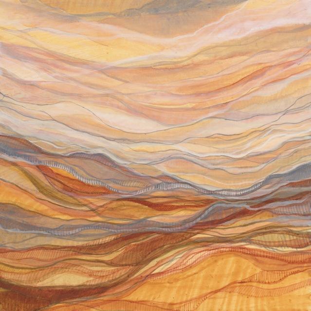 , 'Lines 15,' 2017, Susan Calloway Fine Arts