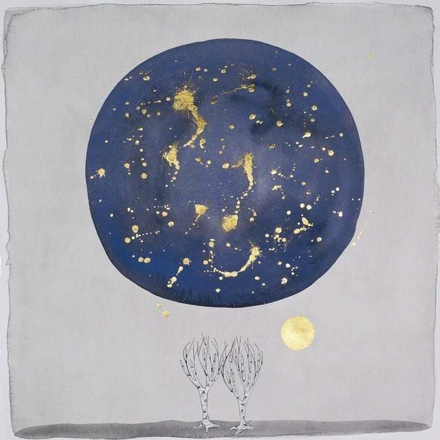 ", 'The Moon, ""at night"",' 2015, Hosfelt Gallery"