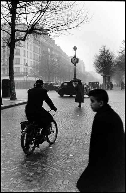 , 'Paris, France. ,' 1952, Magnum Photos