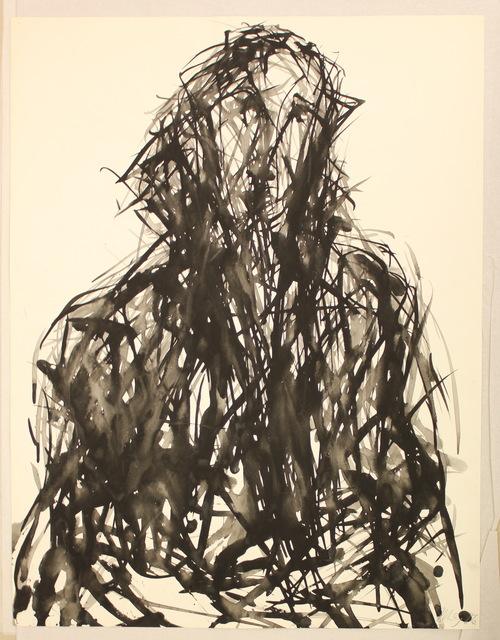 , 'Bildnis,' 1986, Galerie Klose