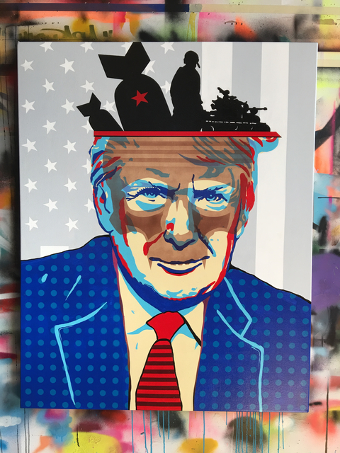 ", '""America's Future"",' 2017, McCaig-Welles"