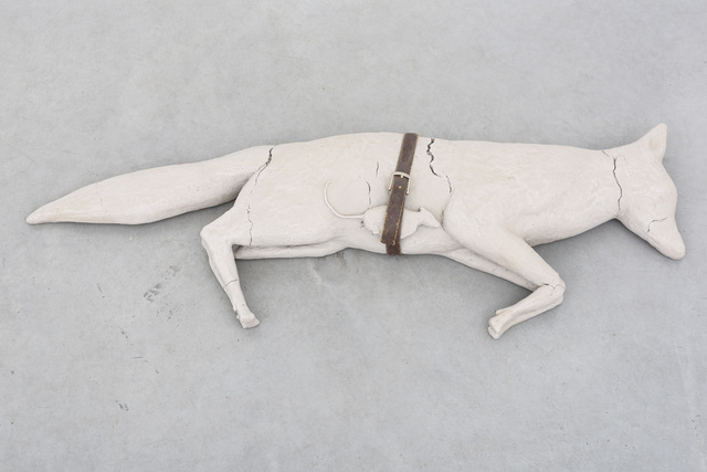 , 'Fox / Mouse / Belt (Dry),' 1992, Zeno X Gallery