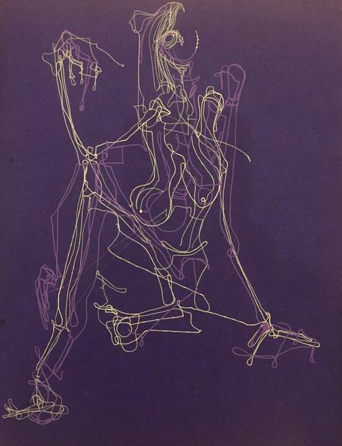 , 'Purple Haze of Living,' 2014, AFA Gallery