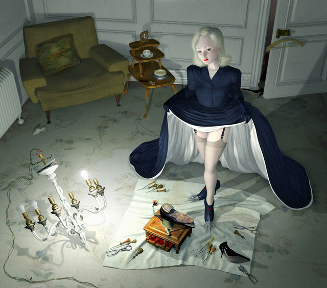 Ray Caesar, 'Shoes My Father Souled', 2018, GALERIE BENJAMIN ECK