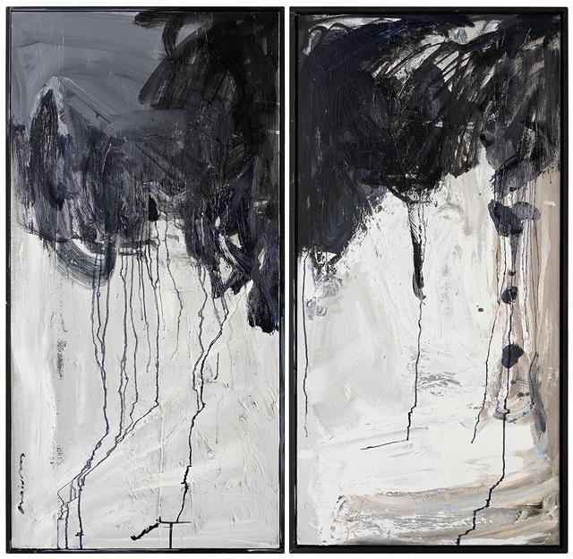 , 'Falaise,' 2017, Galerie Diane de Polignac & Chazournes