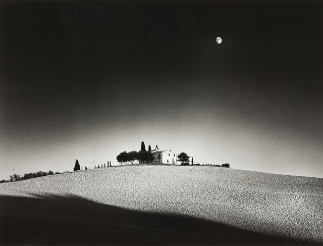 , 'Moon Over Tuscany,' 2011, The Ansel Adams Gallery