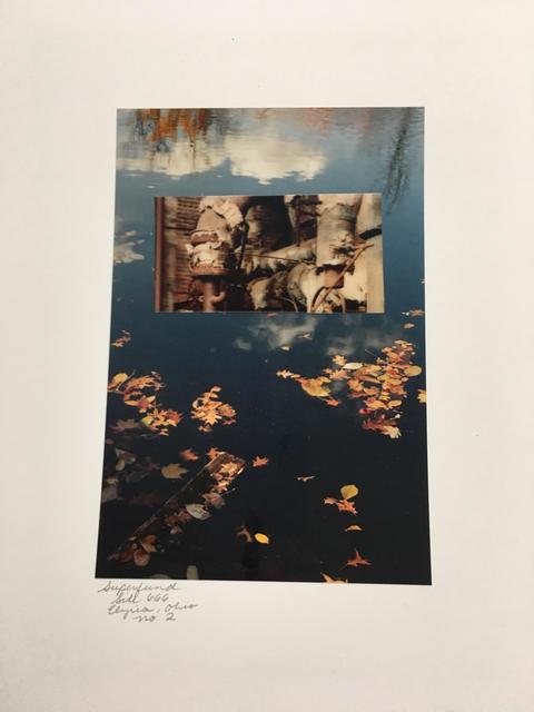 Masumi Hayashi, 'Super Fund Site 666, Elyria, Ohio, no. 2', 1990, moCa Cleveland: Benefit Auction 2019