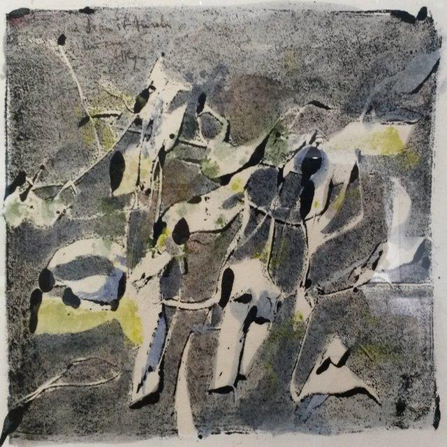 , 'Untitled ,' ca. 1957, Galerie Claude Lafitte