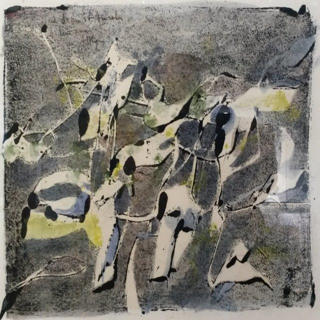 Edmund Alleyn, 'Untitled ', ca. 1957, Galerie Claude Lafitte