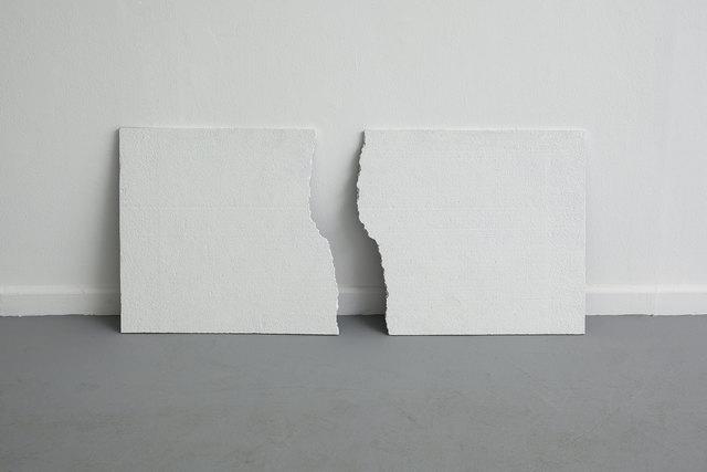 , 'Broken Opposites,' 2010, Dvir Gallery