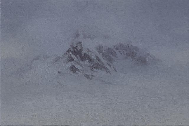 Ralph Fleck, 'Alpenstück 23/VIII', 2018, Galerie Boisseree
