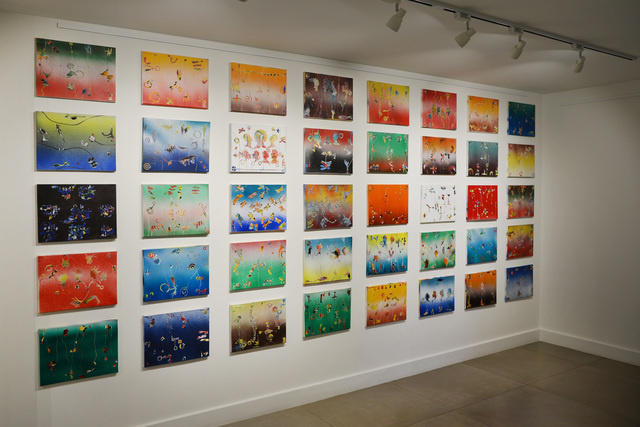 , 'The Great Wall of Small Is Beautiful,' 2015-2017, Gallery Elena Shchukina