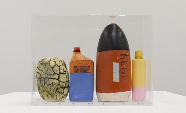 , 'Tsunami Study 10,' 2018, Daniel Faria Gallery