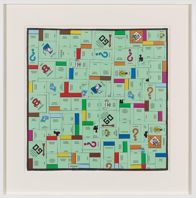 , 'Monopoly,' 2012-2017, Alexander Gray Associates