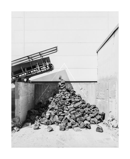 , 'XIX. (Human series),' 2014, Faur Zsofi Gallery