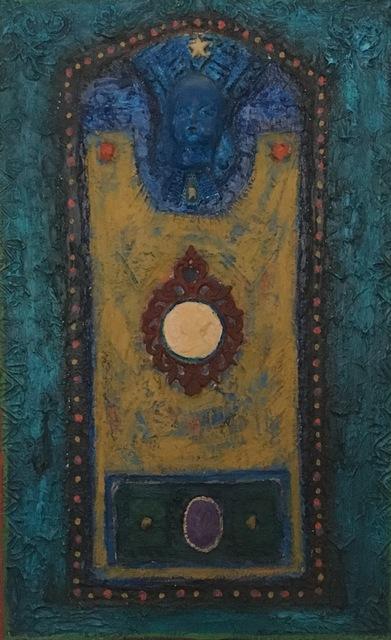 , 'Egyptian window ,' 1994-2017, Gallery One