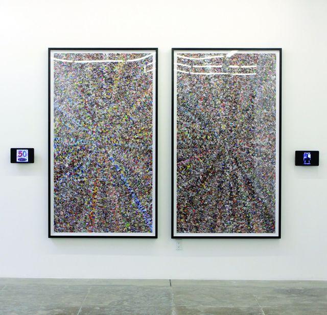 , 'Good & Evil,' 2012, Mark Moore Fine Art